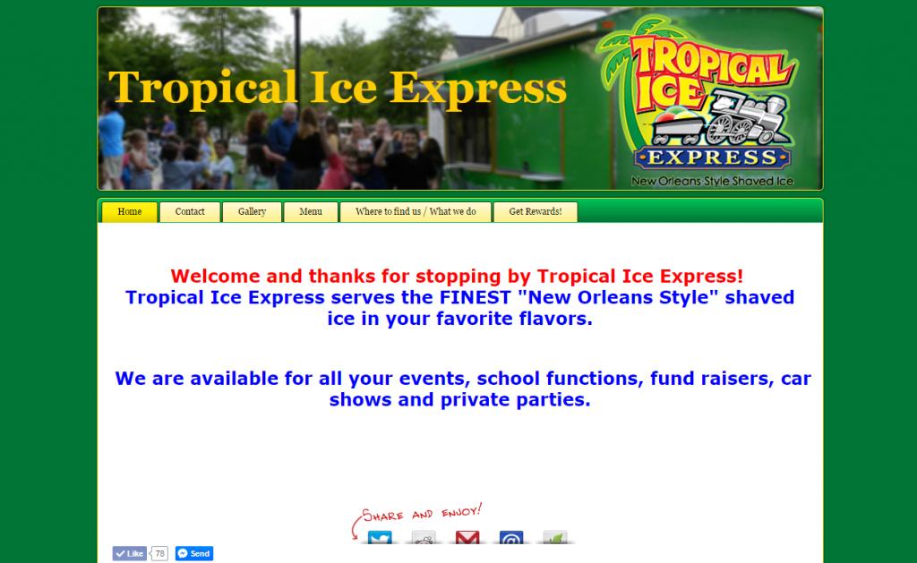 tropicalicescreenshot